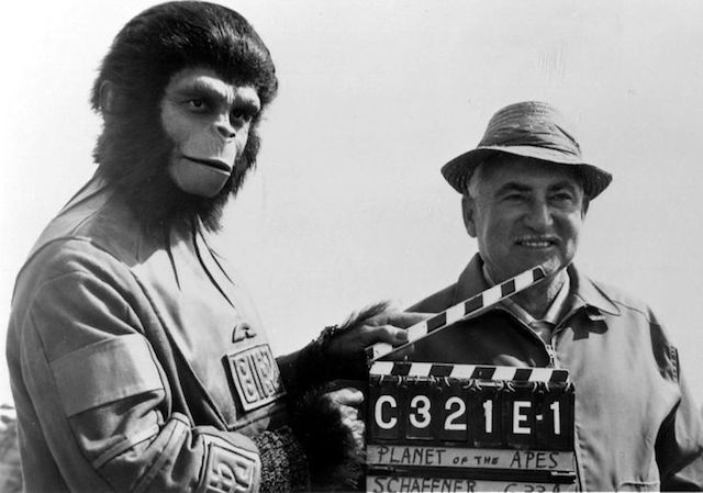 """The History of """"The Planet of the Apes"""" w/ Chris Gore!"""