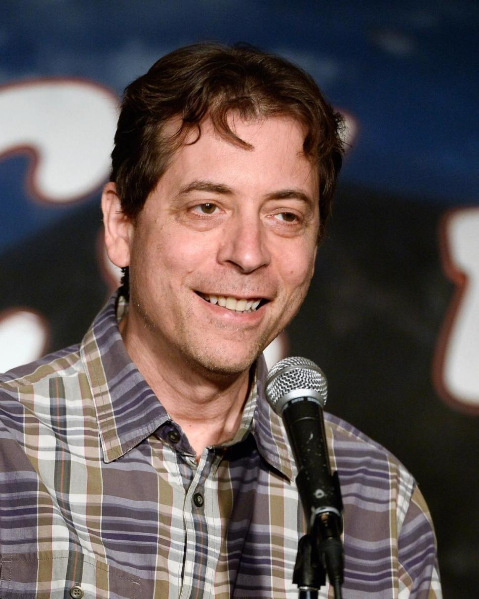 "Fred Stoller star of ""Blood Lake"""