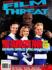 FILM THREAT 12 COVER