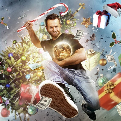 """Kirk Cameron's Saving Christmas"" Live w/@JimmyPardo, @ToddLevin and @SharonHouston"