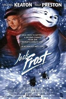 "Michael Keaton is ""Jack Frost"" w/ Bret Berg"